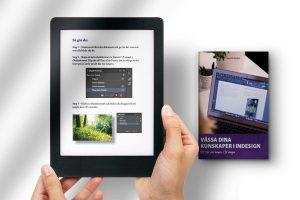 e-bok och tryckt bok